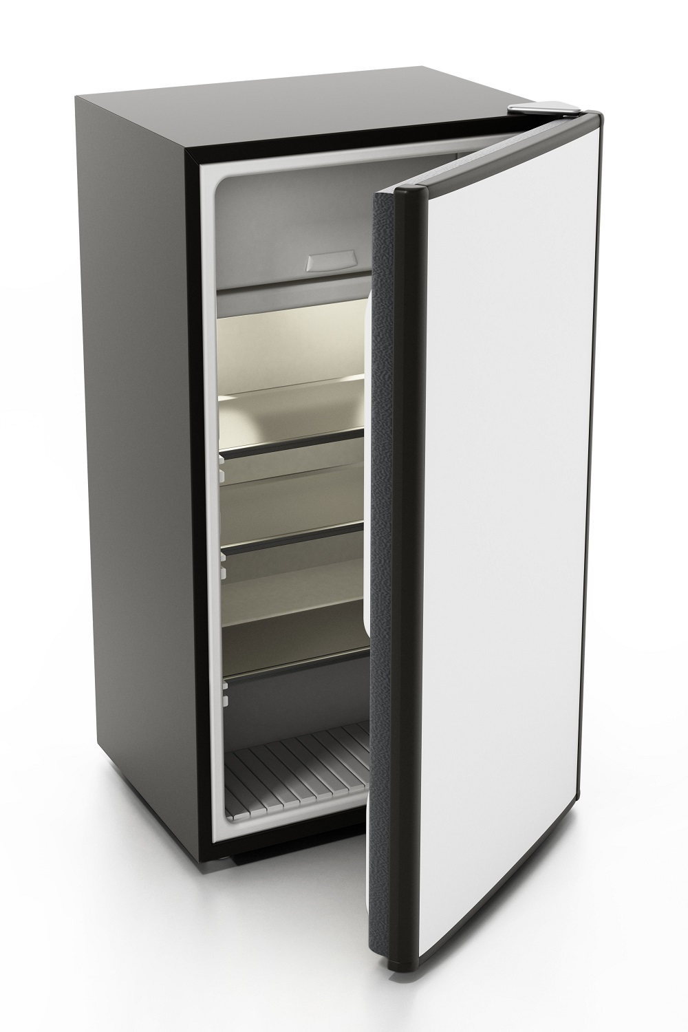 Bar Refrigerator With Ice Maker