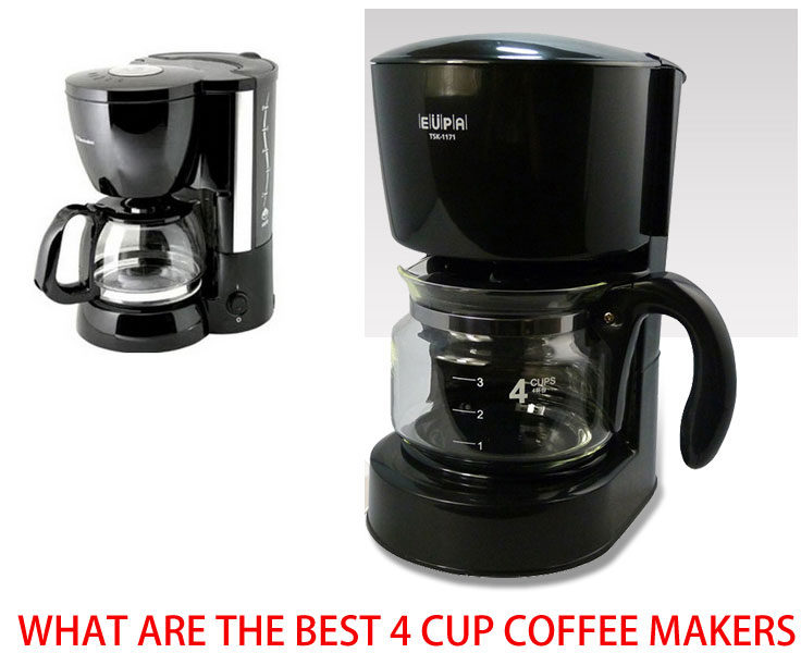 what-are-the-best-4-cup-coffee-makers