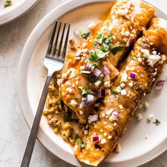 breakfast-enchiladas