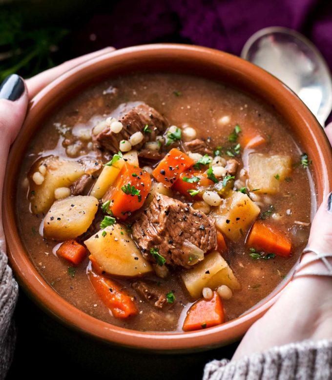 crockpot-beef-barley-soup