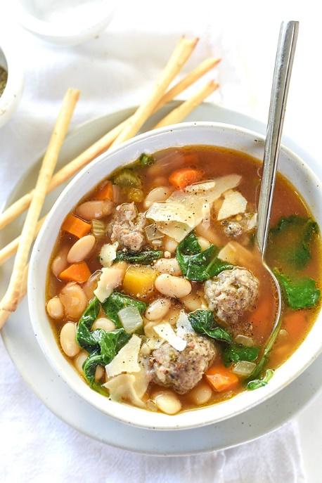 crockpot-white-bean-and-sausage-soup