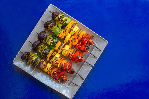 rainbow-vegetable-skewers