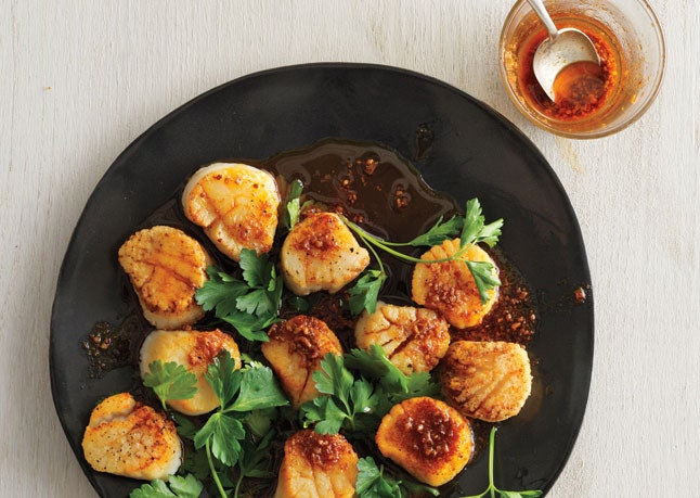 scallops-with-spice-oils