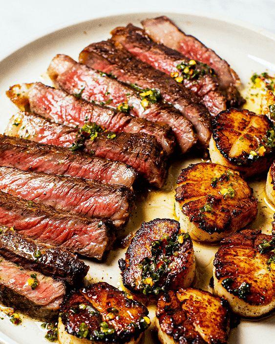 seared-steak-and-scallops