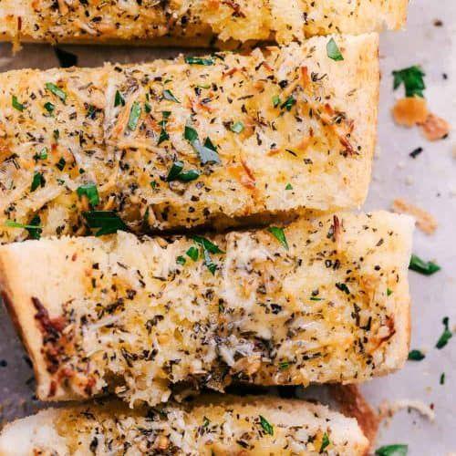 buttery-garlic-bread
