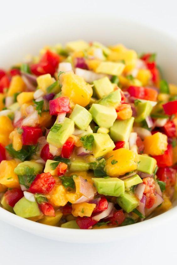 mango-avocado-salad